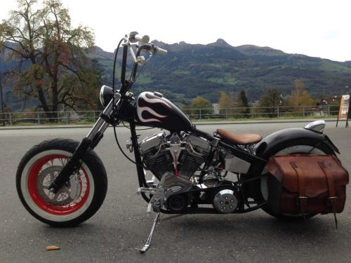 Büxis Hot Rod Bobber